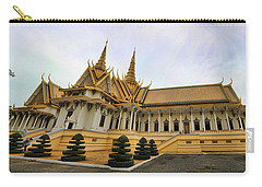 Beautiful Architecture Royal Palace  Carry-all Pouch