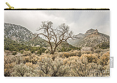 Beautiful Bare Tree Carry-all Pouch