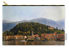 Carry-all Pouch featuring the photograph Beautiful Bellagio by Jacqi Elmslie