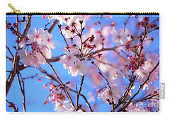 Beautiful Blossoms Blooming  For Spring In Georgia Carry-all Pouch
