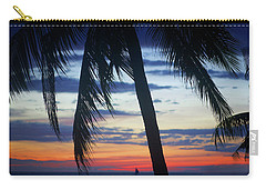 Beautiful Boracay Sunset Carry-all Pouch