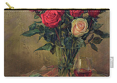 Beautiful Bouquet Of Roses Carry-all Pouch