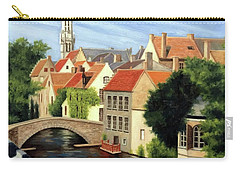 Beautiful Bruges Carry-all Pouch