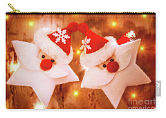 Beautiful Christmas Decoration Carry-all Pouch