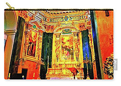 Beautiful Church In Nizza Carry-all Pouch