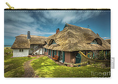 Beautiful Cottage Carry-all Pouch by Eva Lechner