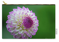 Beautiful Dahlia 1 Carry-all Pouch