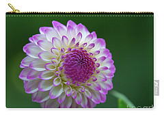 Beautiful Dahlia 2 Carry-all Pouch