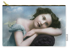 Beautiful Dreamer Carry-all Pouch by John Rivera