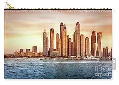 Beautiful Dubai Cityscape Carry-all Pouch
