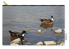 Beautiful Ducks Carry-all Pouch