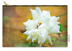 Beautiful Gardenia Carry-all Pouch