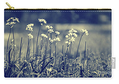 Beautiful Gentle Wildflowers Carry-all Pouch