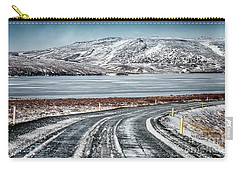 Beautiful Iceland Landscape Carry-all Pouch