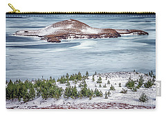 Beautiful Icelandic Landscape Carry-all Pouch