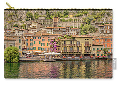 Beautiful Italy Carry-all Pouch by Roy McPeak