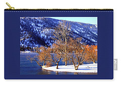 Carry-all Pouch featuring the photograph Beautiful Kaloya Park by Will Borden