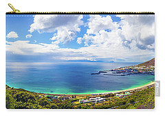 Beautiful Landscape Panorama Carry-all Pouch