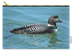 Beautiful Loon Carry-all Pouch
