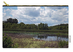 Beautiful Marsh View Carry-all Pouch