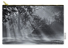 Beautiful Morning Light Carry-all Pouch by Rachel Cohen