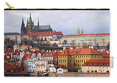 Beautiful Old Prague Carry-all Pouch