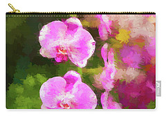 Beautiful Orchids Carry-all Pouch