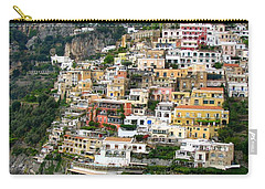 Beautiful Positano Carry-all Pouch