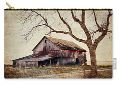 Beautiful Red Barn-near Ogden Carry-all Pouch