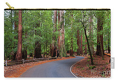 Beautiful Redwood Grove Carry-all Pouch