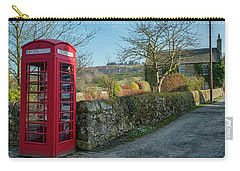 Carry-all Pouch featuring the photograph Beautiful Rural Scotland by Jeremy Lavender Photography