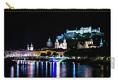 Carry-all Pouch featuring the photograph Beautiful Salzburg by David Morefield