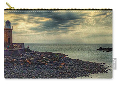 Beautiful Skies At Portpatrick 2 Carry-all Pouch