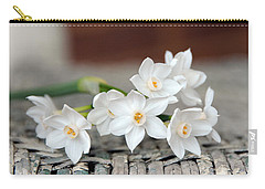 Beautiful Spring Paperwhites Carry-all Pouch