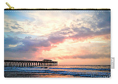 Beautiful Sunrise In Myrtle Beach South Carolina Usa Carry-all Pouch