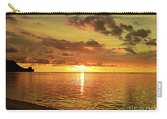Beautiful Sunsets Guam Carry-all Pouch by Scott Cameron