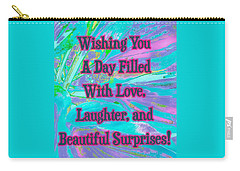 Beautiful Surprises Carry-all Pouch