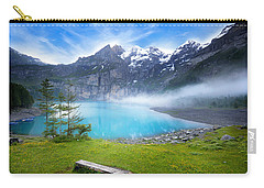 Beautiful Switzerland Carry-all Pouch