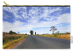 Carry-all Pouch featuring the photograph Beautiful Taree 666 by Kevin Chippindall