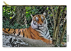 Beautiful Tiger Carry-all Pouch