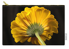 Carry-all Pouch featuring the photograph Beautiful Underside by Jeff Swan