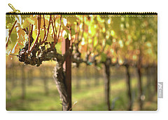 Beautiful Vineyard In Napa Valley Carry-all Pouch