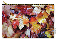 Beauty At My Feet Carry-all Pouch