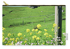 Beauty At The Post Carry-all Pouch