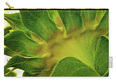 Carry-all Pouch featuring the photograph Beauty Beneath by Randy Rosenberger