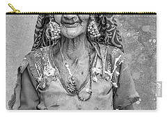 Beauty Before Age. Carry-all Pouch