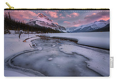 Beauty Creek, Jasper National Park Carry-all Pouch