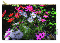 Carry-all Pouch featuring the photograph Beauty II by Tom Prendergast