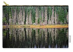 Beauty In Idaho Bog Carry-all Pouch