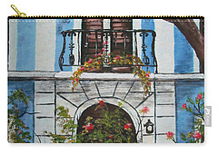 Beauty In Old San Juan Carry-all Pouch